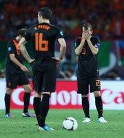 荷兰队小组赛即被淘汰