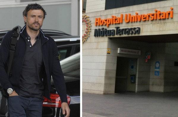 巴萨新帅患急性阑尾炎入院 即将接受外科手术