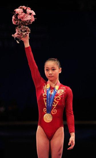 眭禄:拿到金牌反而平静 平常心备战伦敦奥运
