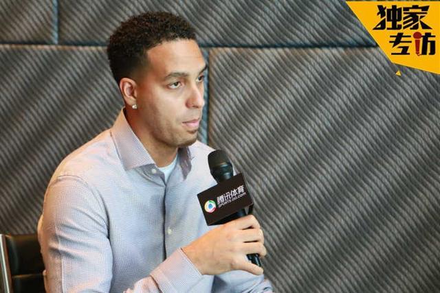 专访马丁忆首届中国赛:那是我NBA生涯开端