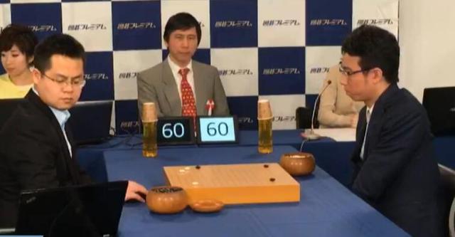 电圣战腾讯AI绝艺胜一力辽 日本新星连输两大AI
