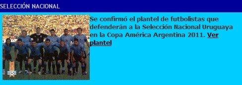 乌拉圭美洲杯23人名单 弗兰领衔意甲银靴入围