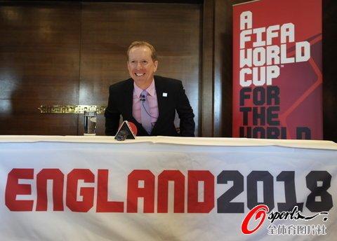 BBC曝国际足联丑闻 或影响英格兰申办世界杯