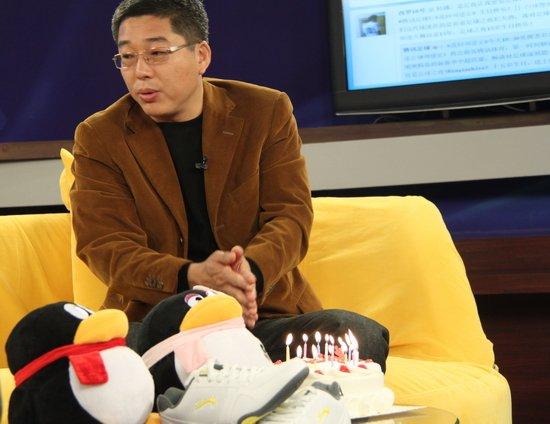 刘建宏:足夜将更前卫 盼中国足球让球迷幸福
