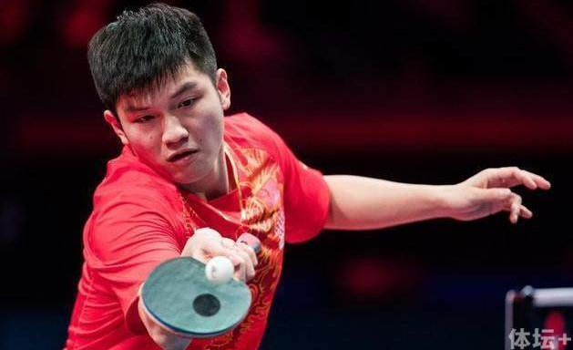 乒超联赛第5轮八一战胜深圳 樊振东恢复信心利争冠