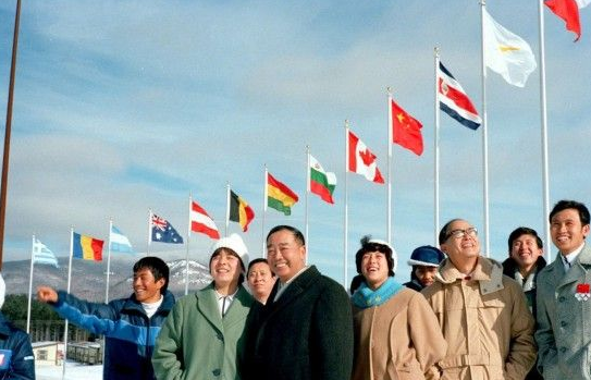 中国参与冬奥会历程回顾:杨扬斩获冬奥首金