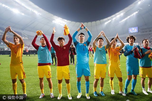 一文读懂国足世预赛:奇迹难重演 里皮在希望在