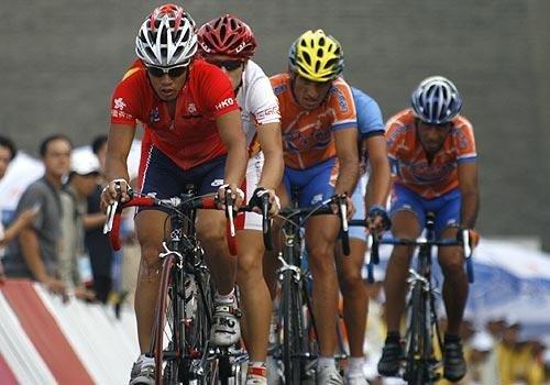 奥运自行车项目世界格局