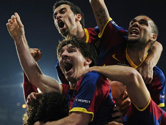 腾讯特评:国际足坛2012 足球前所未有的年代