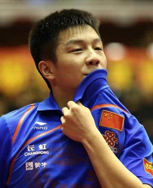 16岁小将樊振东选拔赛大放异彩 未选中不遗憾图片