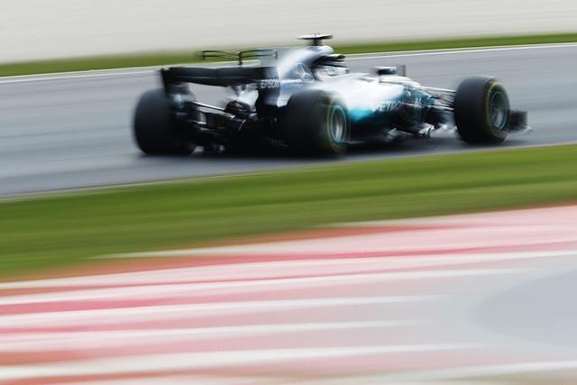 F1新赛季暗战升级 梅奔红牛点出心中最强对手