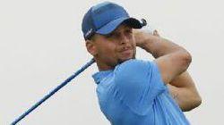 库里欲举办高尔夫美巡赛 筹集资金用于做慈善