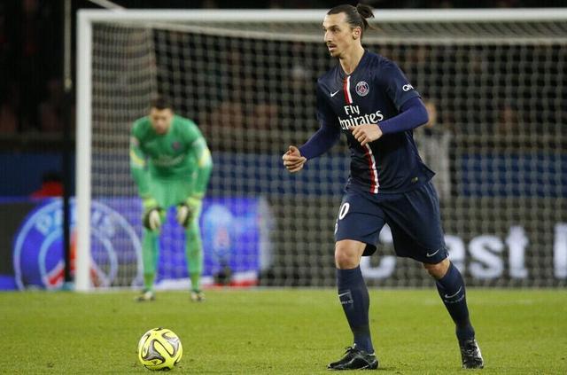 法甲-巴黎0-0平蒙彼利埃 伊布低迷失半程冠军