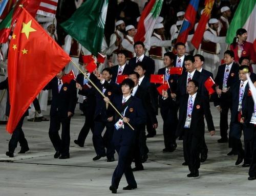 韩媒:广州亚运中国第一无悬念 韩国将争第二