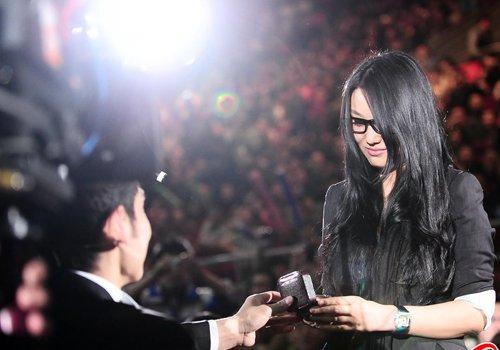 专访张庆鹏:半年前想好求婚 不怕被女友拒绝