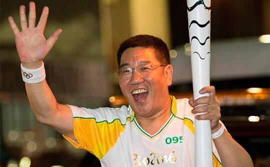中国体育记者高殿民不幸离世 国际田联发文缅怀