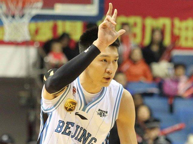 孙悦17+7+8 北京主场97-74四川截图