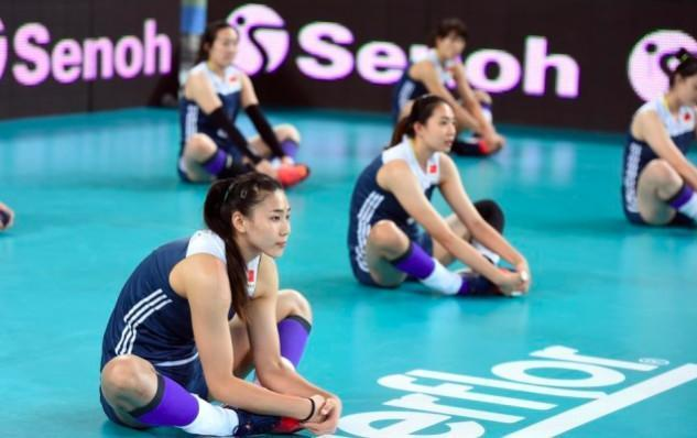 U23女排世锦赛中国队爆冷输球 第三局仅得5分