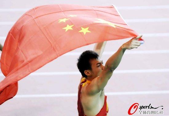 杨健:劳义将促中国田径发展 弱项突破更振奋