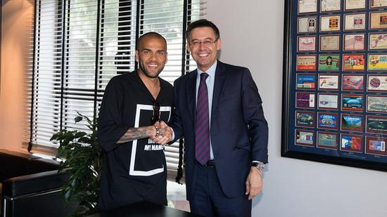 Alves formal contract