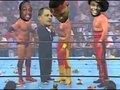 视频:三巨头被恶搞 化身摔跤手暴力宣泄情绪