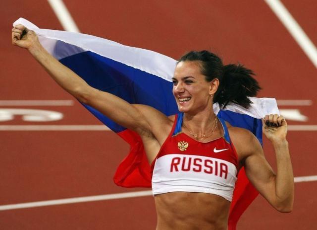 个人名义参加奥运有先例 伊辛巴耶娃可借鉴