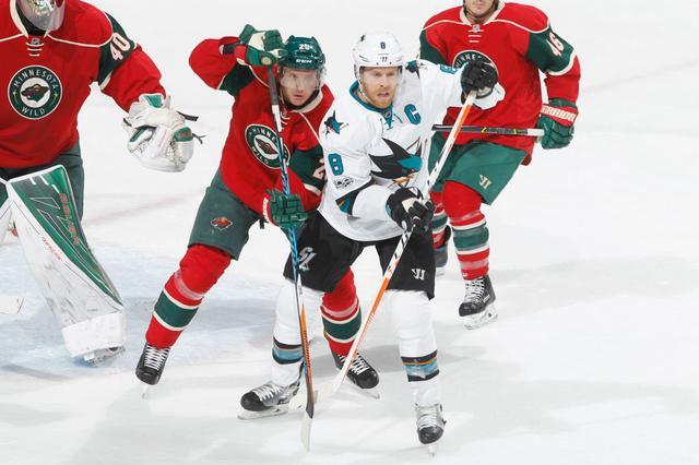NHL-11日10时视频直播常规赛:狂野vs鲨鱼
