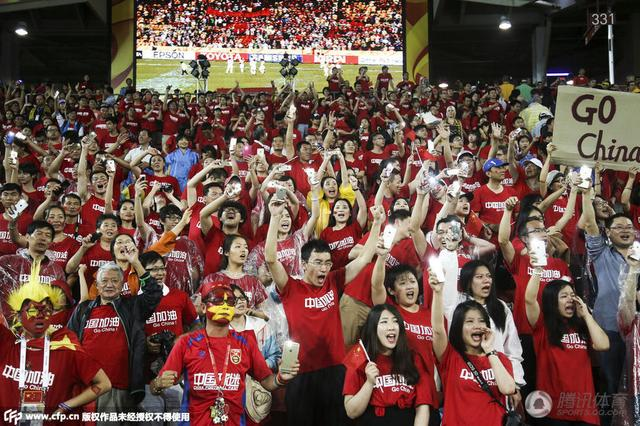 契机来了! 亚洲杯将启动中国足球的黄金时代