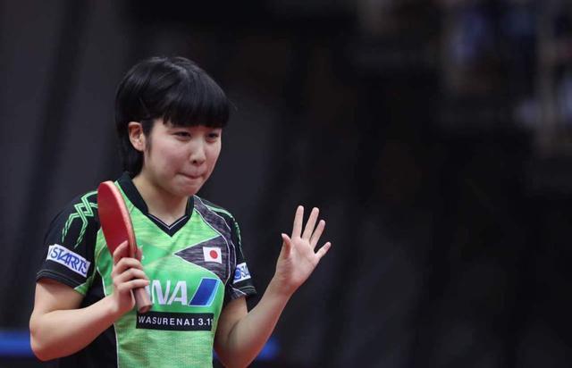 平野美宇加入张继科迷妹团 国乒地位深入人心