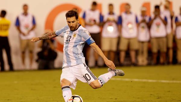 阿根廷VS乌拉圭前瞻:新帅首战 梅西带伤出战