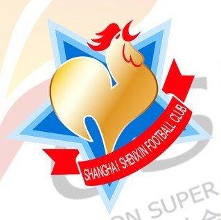 上海申鑫队队徽-上海申鑫2013名单 于涛16号 巴西金靴挑19号图片