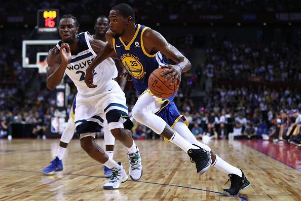 专访杜兰特:对篮球热爱永不弃 我走的路完美