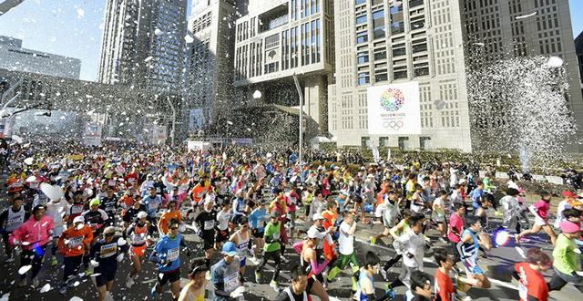 日本一马拉松出现男女交换代跑 替跑者终身禁赛