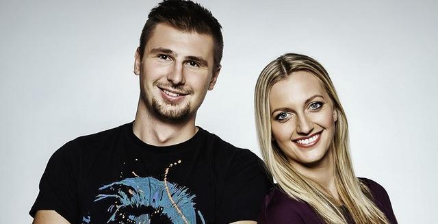 科维托娃宣布订婚 意中人为捷克冰球运动员