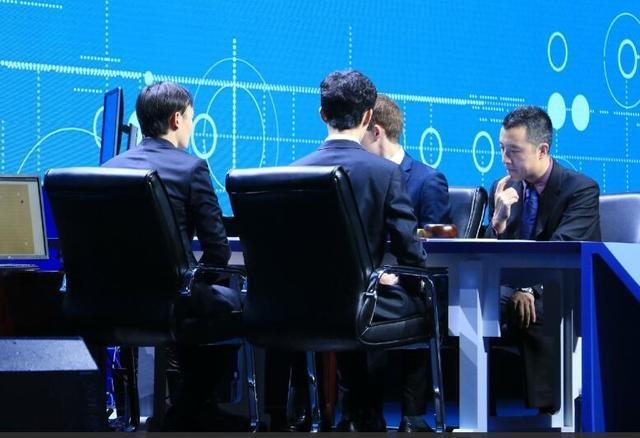 连笑长考太久遭调侃 AlphaGo欲投降古力不同意