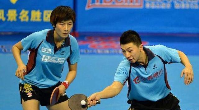 乒乓球混双入奥或仅对日本有利 国乒难包揽