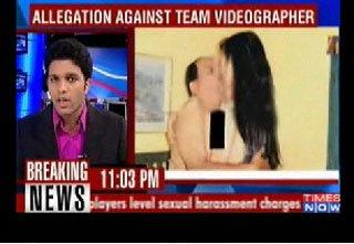 印度教练逼女队员提供性服务 做爱视频曝光