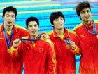 中国游泳完胜日本?