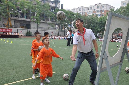 天津互助道足球思维文化周建蓝图绿茵小学组兴趣作业足球导图描绘小学祖国图片