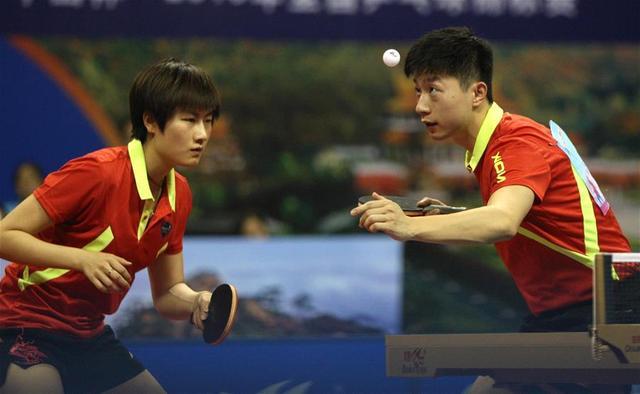 乒联最新世界排名马龙丁宁居首 老萨重返前10