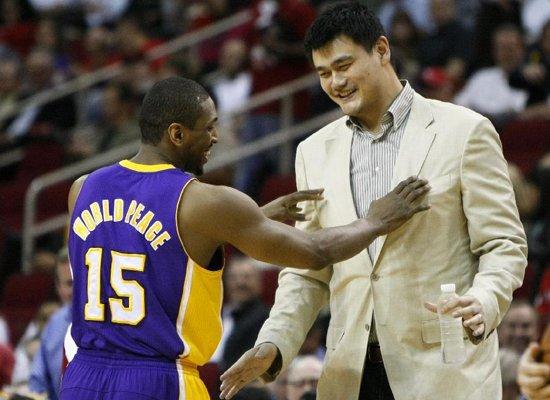 中国男篮7月战NBA球星 湖人主力领衔至少10人