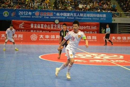 中国3-2日本获首胜 胡杰演帽子戏法闪耀全场