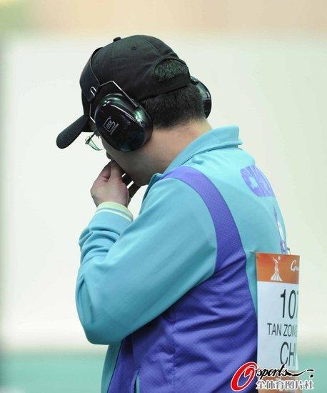 射击综述:08奥运冠军全线溃败 中国2金胜韩国