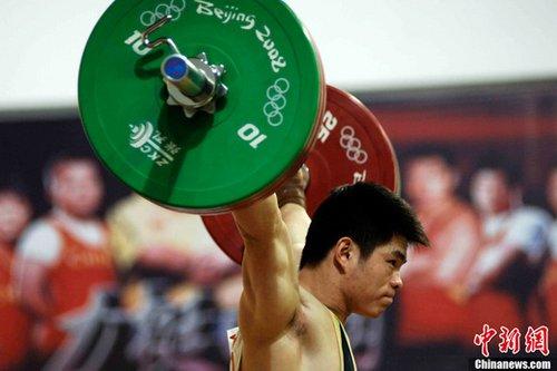 国际举重超级大奖赛揭幕 中国举重男队狂揽4冠