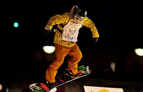 沸雪单板中国赛鸟巢落幕 挪威选手巴德舒夺冠