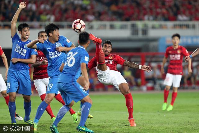 足协杯前瞻:广州德比+鲁沪对撞 苏宁1战止颓?