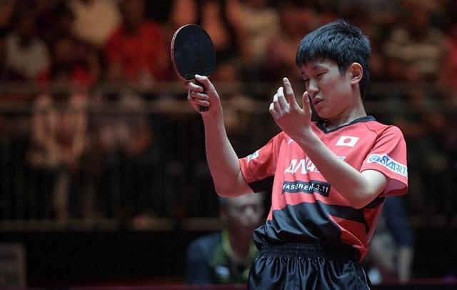 澳乒赛张本智和男单首轮出局 0-4不敌韩将林仲勋
