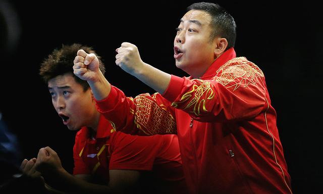 白岩松:中国乒乓,狼真的来了