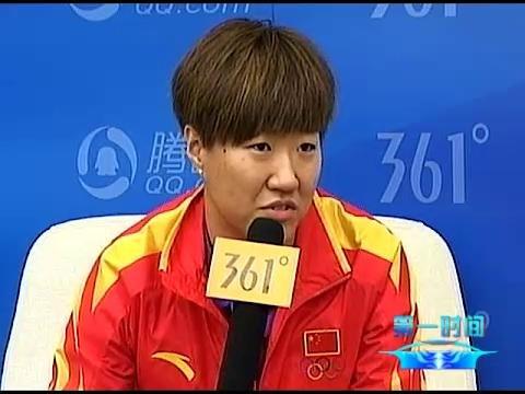 第一时间第22期:郭焱做客 透露决赛前险哭场