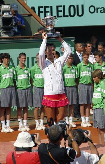 李娜夺冠后排名升第四 已确保入围年终总决赛